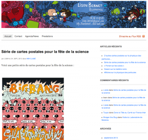 Blog Lison Bernet