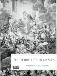Couverture Histoire des hommes