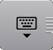 Touche clavier