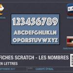 Les nombres en lettres et en sons